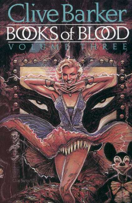 Books of Blood - Volume 1