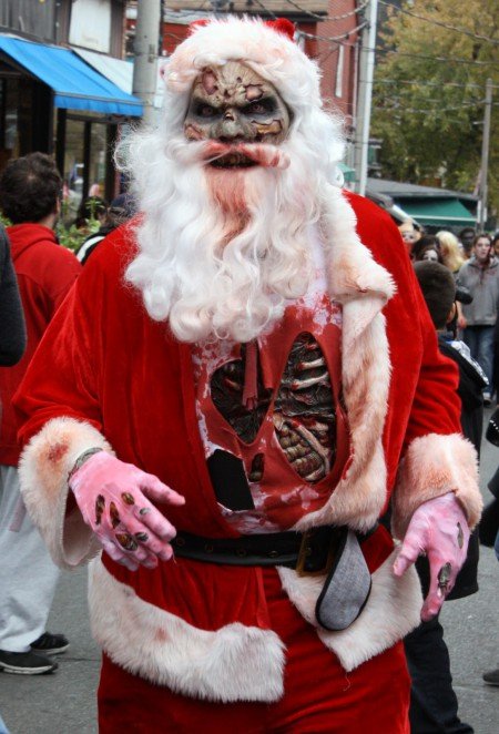 Have a Very Zombie Christmas
