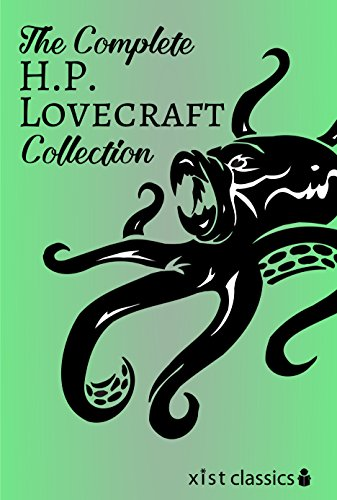 The Complete H.P. Lovecraft Collection by Lovecraft H.P.