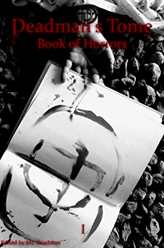 Deadman's Tome: Book of Horrors by S. Alessandro Martinez