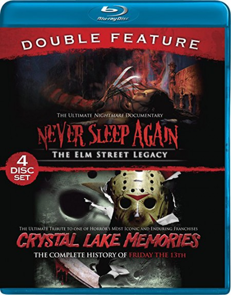 Crystal Lake Memories/Never Sleep Again Double Feature