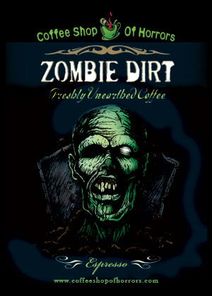 ESPRESSO BLEND 8OZ BAG - ZOMBIE DIRT