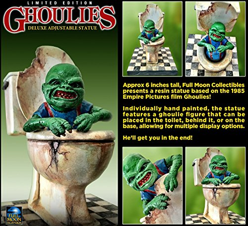 Ghoulies Deluxe Adjustable Statue