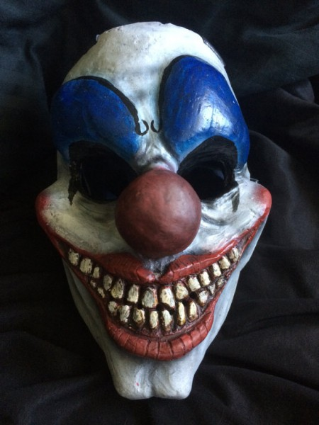 Creepy Clown Mask