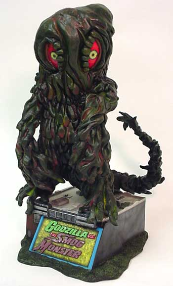 Smog Monster Hedora Model Hobby Kit