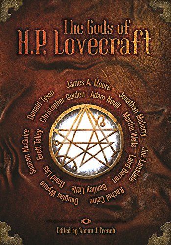 The Gods of HP Lovecraft by Various Authors