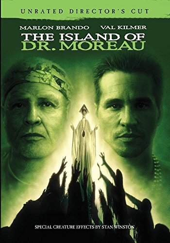 The Island of Dr. Moreau: Unrated Director's Cut