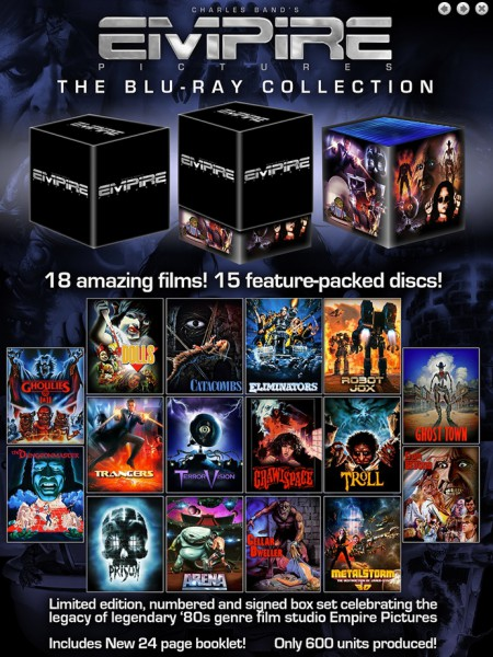 The Empire Blu-ray Collection Box Set