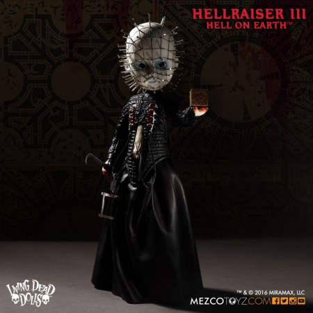 Hellraiser III: Hell on Earth Pinhead