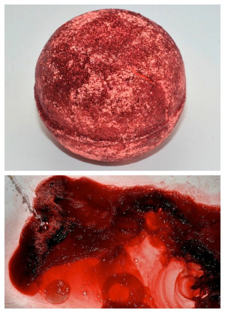 Absurdly Evil Bathbomb