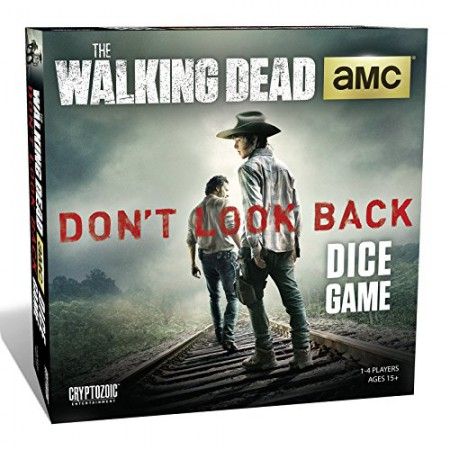 Walking Dead Dice Game: Don't Look Back