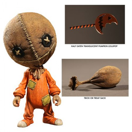 Trick 'r Treat Sam Stylized 6-Inch Action Figure