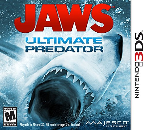 Jaws: Ultimate Predator - Nintendo 3DS