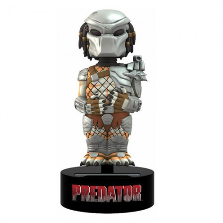 Predator Jungle Hunter Solar-Powered Bobble Head