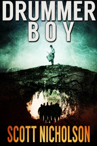 Drummer Boy: A Supernatural Thriller by Scott Nicholson