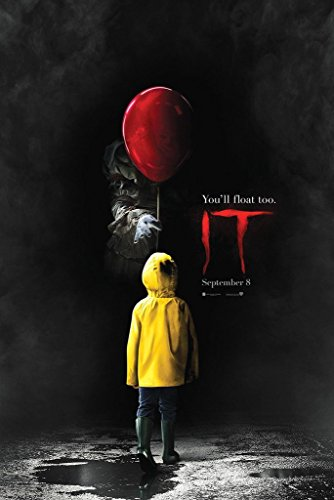 Pennywise 2017 IT Poster