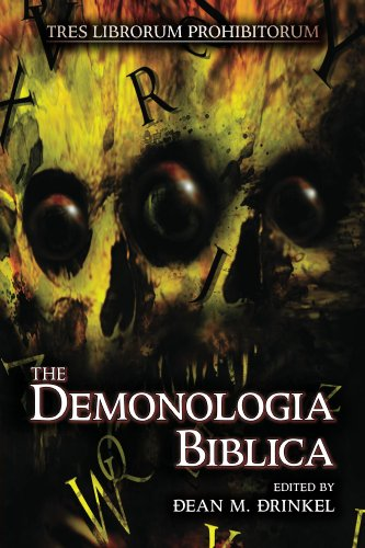 The Demonologia Biblica (TRES LIBORUM PROHIBITORUM Book 1) by Barbie Wilde