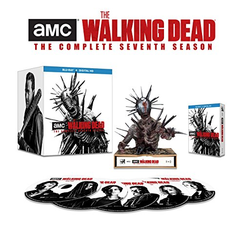 The Walking Dead Season 7 Spike Walker Statue with Soft Touch