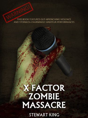 X Factor Zombie Massacre by Stewart King