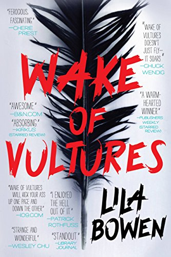 Wake of Vultures (The Shadow Book 1) by Lila Bowen