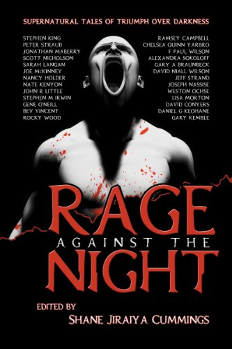 Rage Against the Night by Various Authors