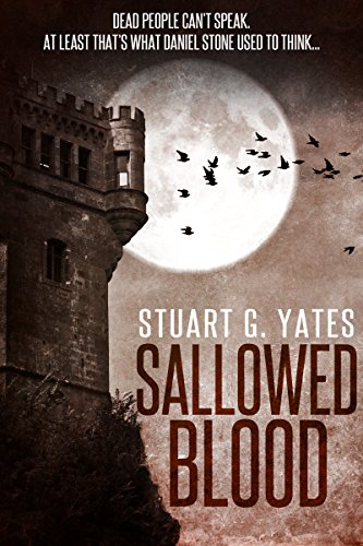 Sallowed Blood by Stuart G. Yates