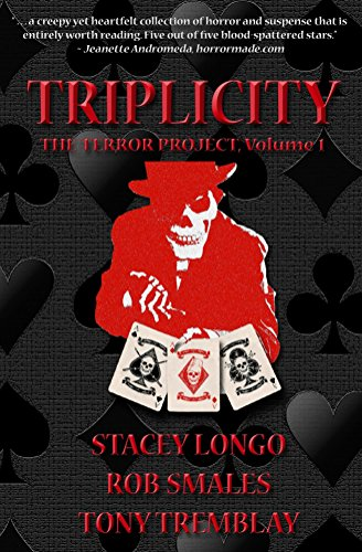 Triplicity (The Terror Project Book 1) by Stacey Longo