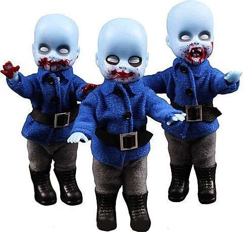 Living Dead Dolls Munchkins of Oz 3-Pack