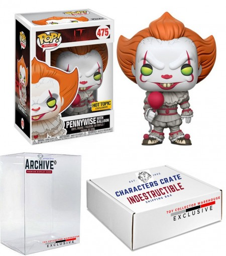IT Pennywise With Balloon, Limited Edition Exclusive
