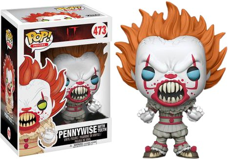 IT Pennywise With Teeth