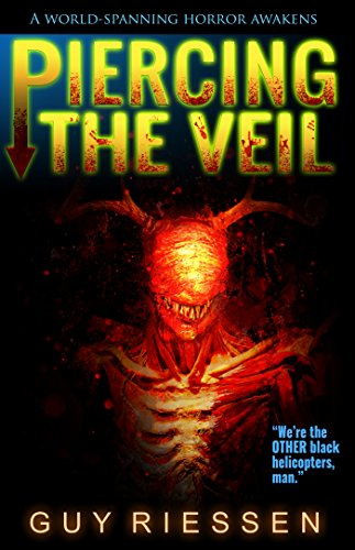 Piercing the Veil: A Supernatural Occult Thriller by Guy Riessen