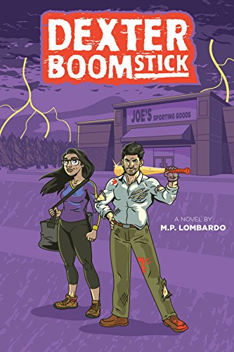 Dexter Boomstick by M.P. Lombardo