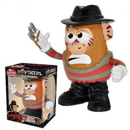 Freddy Krueger Poptaters Mr. Potato Head