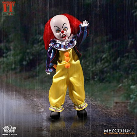 It 1990 Pennywise Doll
