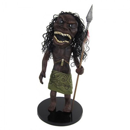 Zuni Warrior Fetish Doll Statue