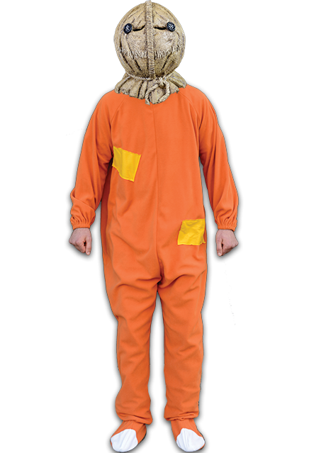 TRICK R TREAT SAM COSTUME