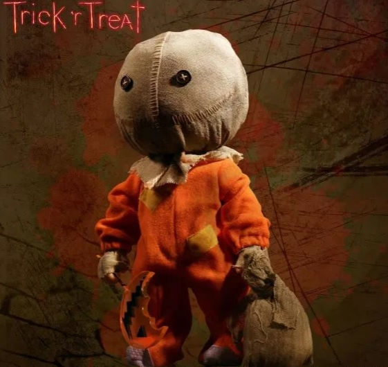 Trick 'r Treat Sam 15″ Mega‑Scale Doll