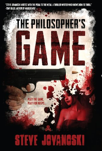THE PHILOSOPHER'S GAME by Steve Jovanoski