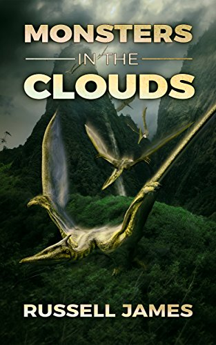 Monsters In The Clouds by Russell James
