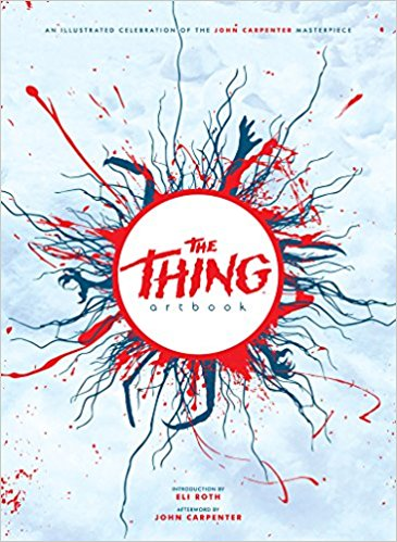 The Thing: Artbook