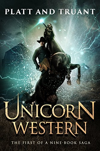 Unicorn Western by Johnny B. Truant