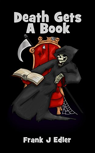Death Gets A Book by Frank Edler