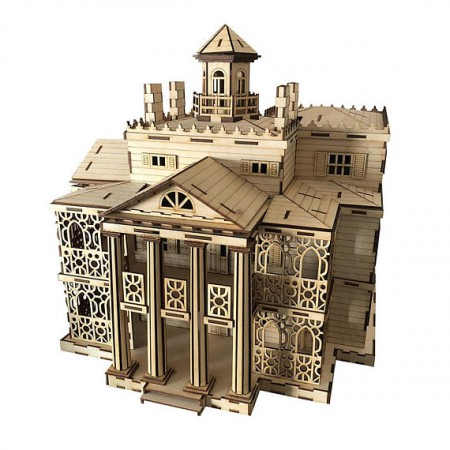 Haunted Mansion Model Kit