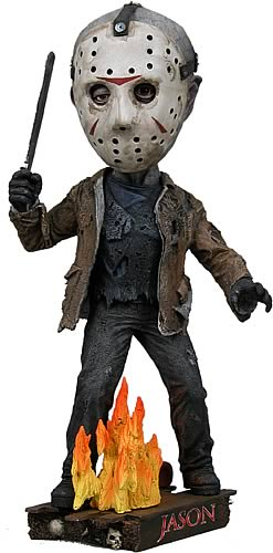 Friday the 13th Jason Voorhees Bobble Head