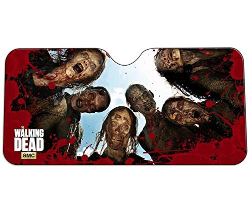 Walking Dead Zombie Sun Shade