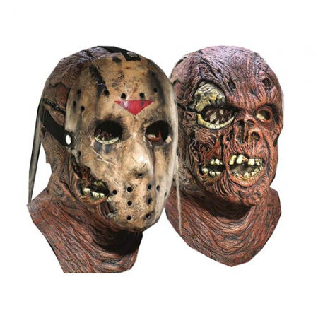 Friday the 13th Jason Deluxe Overhead Mask