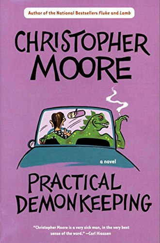 Practical Demonkeeping (Pine Cove Book 1) by Christopher Moore