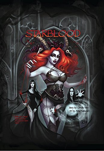 Starblood, the graphic novel by Carmilla Voiez