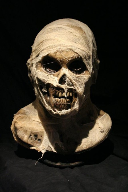 Petrified Mummy Mask