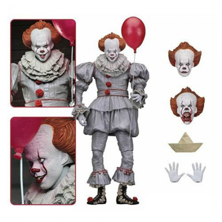 IT Ultimate Pennywise Action Figure
